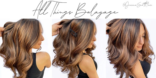 All Things Balayage with @JessicaScottHair /Hands On / PA