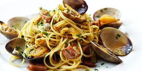 Pasta-bility - with Mario Cambise tickets