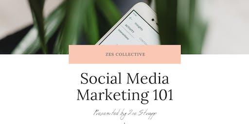 Social Media Marketing 101 Workshop - Mornington
