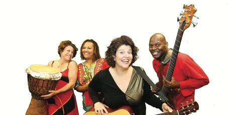 Friday Mornings with Marsha and The Positrons tickets