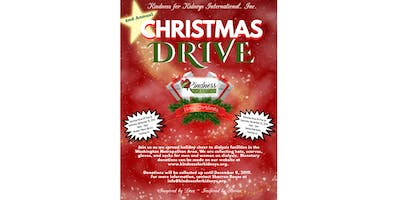 Kindness for Kidneys Christmas Drive