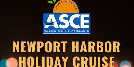 Member Appreciation Newport Harbor Cruise tickets