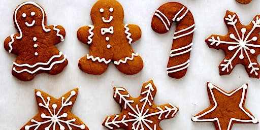 Tina's Traditional Great British Cooking Experience - December 2019 - Gingerbread