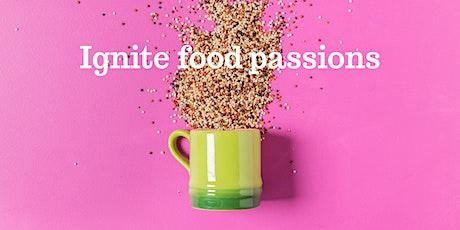 Eat & Greet: Meet your food neighbours tickets