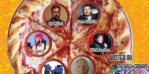 Comedy Slice December: Stand-up Comedy / Pizza & Beer