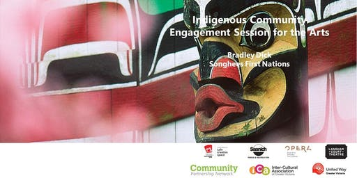 Indigenous Community Engagement Session for the Arts - with Bradley Dick