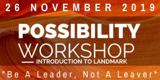 Possibility Workshop