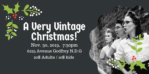 A Very Vintage Christmas