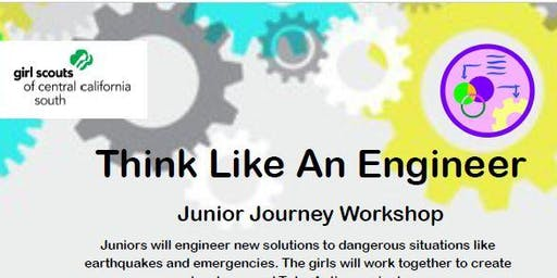 Think Like An Engineer - Junior Journey- Madera