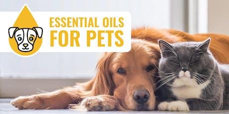 Essential Oils for Pets Webinar (w/ New Panel Vet Info) tickets