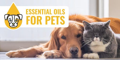 Essential Oils for Pets (w/ New Panel Vet Info)