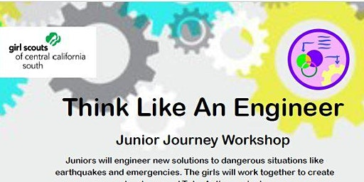 Think Like An Engineer - Junior Journey- Visalia