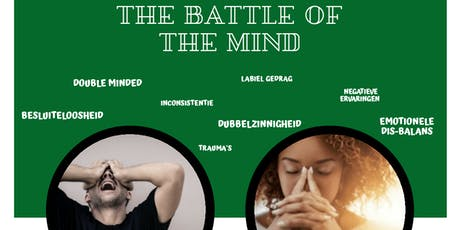The Battle Of The Mind tickets