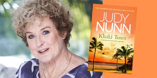 Author Talk: Judy Nunn - Newcastle City Hall