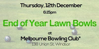 QueersInScience End of Year Lawn Bowls Event