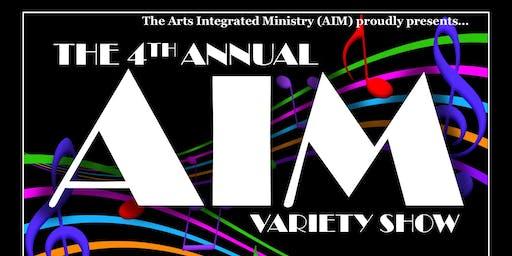 The 4th Annual AIM Variety Show