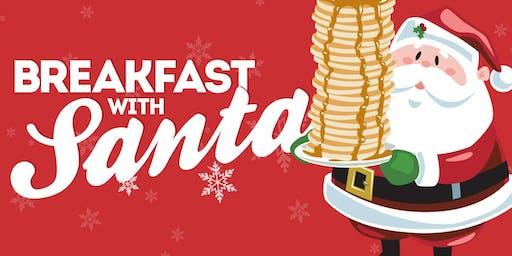 Breakfast with Santa Saturday, November 30th 2019