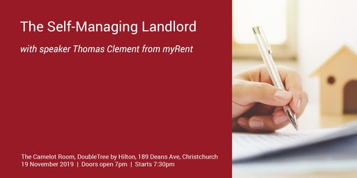 The Self-Managing Landlord