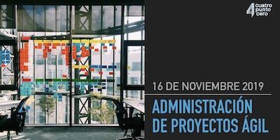 Administración de Proyectos Ágil