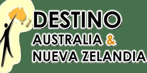Boot Camp Destino Australia y Nueva Zelandia