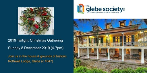 Join us at our 2019 Twilight Christmas Gathering