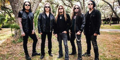 Queensrÿche - The Verdict Tour