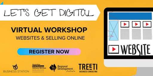Let's Get Digital - Copywriting secrets for your Business presented by Sandra Tricoli