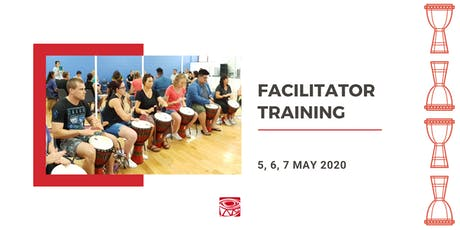 DRUMBEAT 3 Day Facilitator Training - Regional VIC tickets