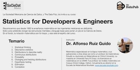 Statistics for Developers & Engineers entradas