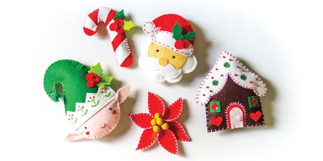 Craft your own DIY Christmas Tree Decoration! tickets