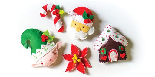 Craft your own DIY Christmas Tree Decoration!