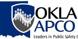 2020 Oklahoma Chapter APCO Dispatch Training - Lawton, OK