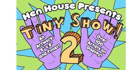 Tiny Show 2: An All Women/Trans/Non-Binary Art Show tickets