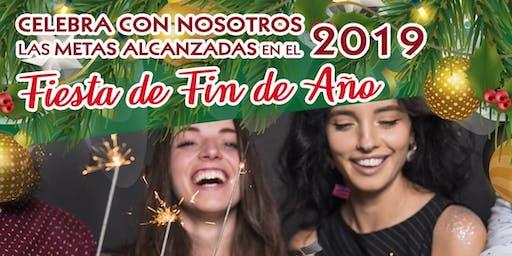 Fiesta de Fin de año y reconocimientos PBP
