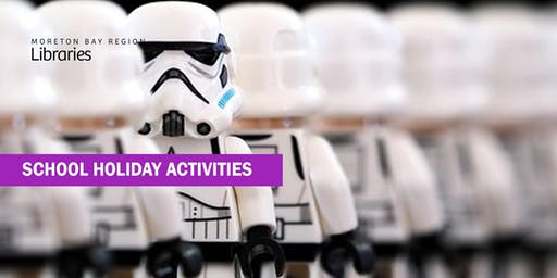 Star Wars Escape Room 2pm (11-17 years) - Redcliffe Library