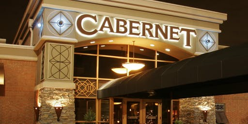 Cabernet Steakhouse Holiday Wine Tasting 7:45