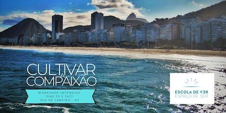 Workshop de Treinamento da Compaixão - Rio de Janeiro - NOV 2019 ingressos