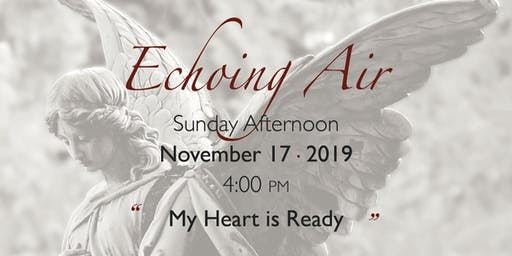 Echoing Air Pre-Advent Concert