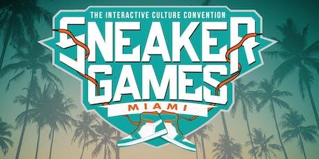 Sneaker Games Miami at Miami Dolphins Hard Rock Stadium tickets
