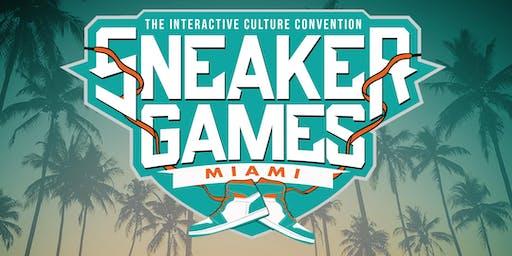 Sneaker Games Miami at Miami Dolphins Hard Rock Stadium