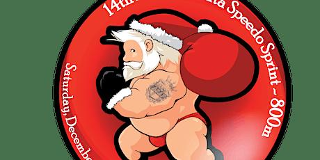 Santa Speedo Sprint -- 14! tickets