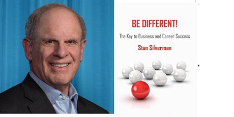 Meet the Author at the Pyramid Club: Stan Silverman - Be Different! tickets