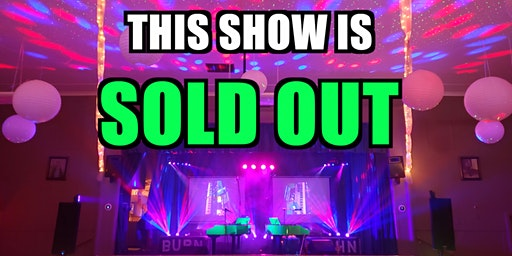 SOLD OUT- Red Deer Dueling Pianos Extreme- Burn 'N' Mahn All Request