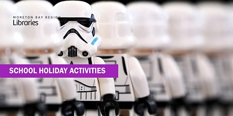 Star Wars Escape Room 2.45pm (11-17 years) - Redcliffe Library tickets