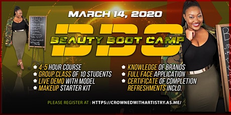 Beauty Boot Camp tickets