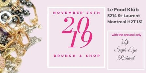 Brunch & Shop with NASH accessories