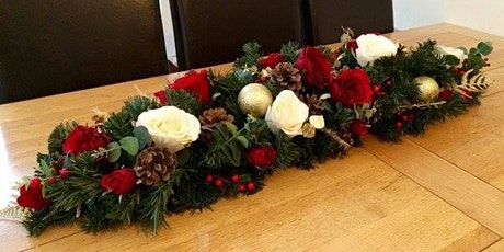 Christmas Table Centerpiece Workshop tickets