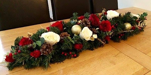 Christmas Table Centerpiece Workshop