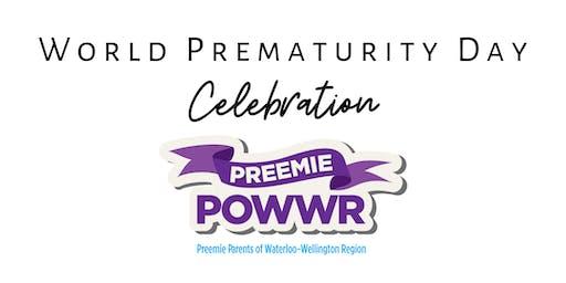 World Prematurity Day - Preemie POWWR