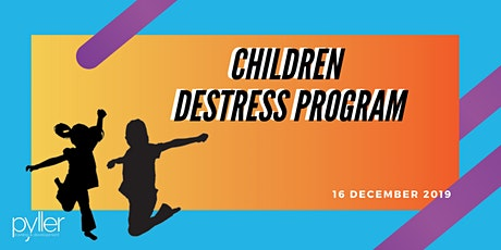 Children Destress Program tickets